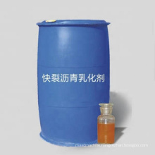 Fast cracking road asphalt emulsifier